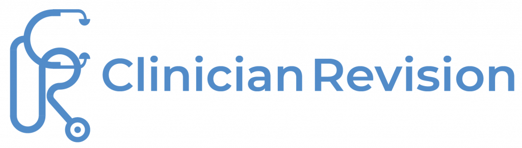 clinicianrevision logo